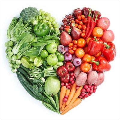 eat clean heart